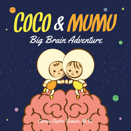 Coco & Mumu - Big Brain Adventure - cover