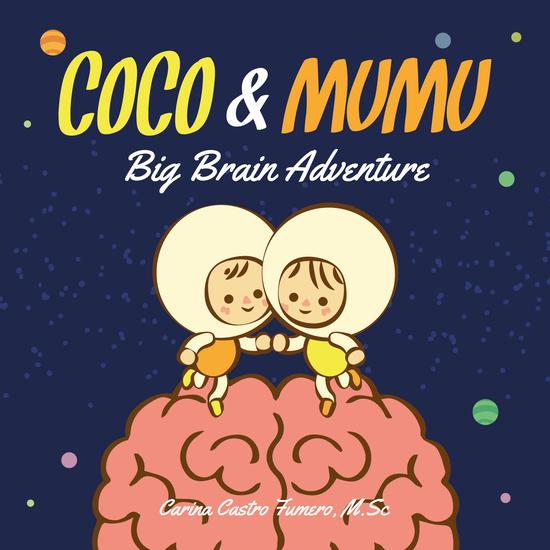 Coco & Mumu - Big Brain Adventure - cover