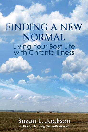 Finding a New Normal: Living Your Best Life with Chronic Illness - cover