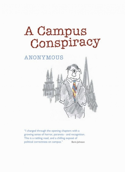 A Campus Conspiracy - cover