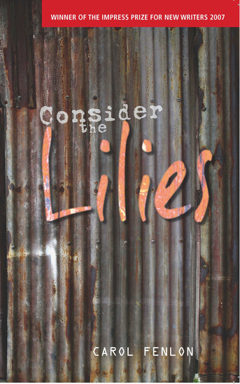 Consider the Lilies - cover