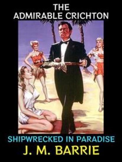 The Admirable Crichton - cover