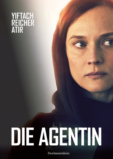 Die Agentin - cover