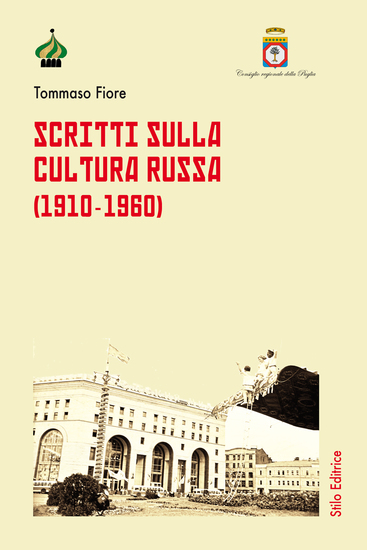 Scritti sulla cultura russa (1910-1960) - cover