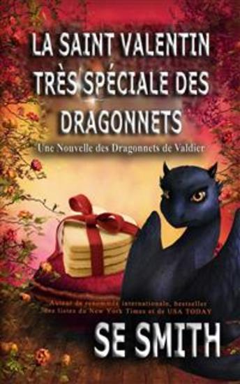 La Saint Valentin très spéciale des dragonnets - Une Nouvelle des Dragonnets de Valdier - cover