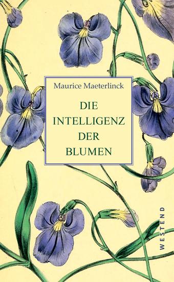 Die Intelligenz der Blumen - cover