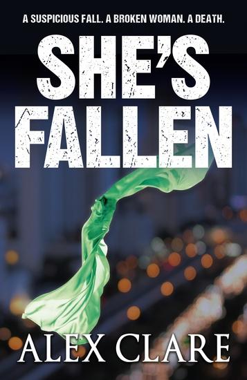She's Fallen - cover