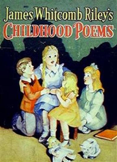 Poems of Childhood - cover