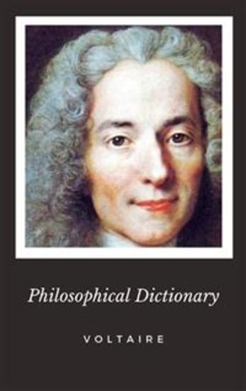 Philosophical Dictionary - cover
