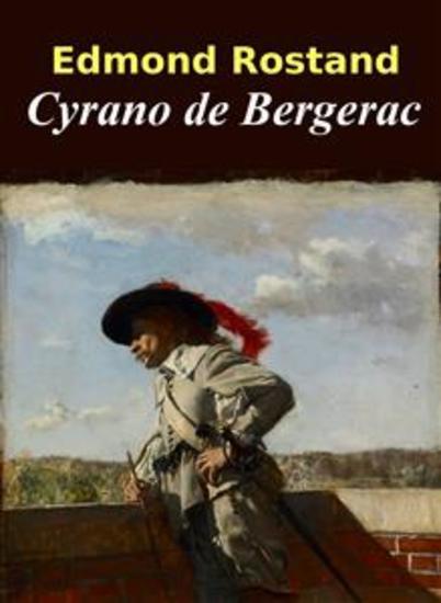Cyrano de Bergerac - cover