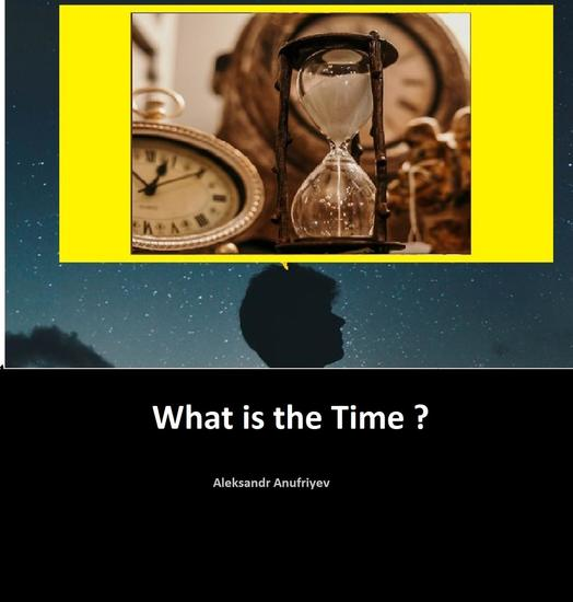 What is the Time ? - cover