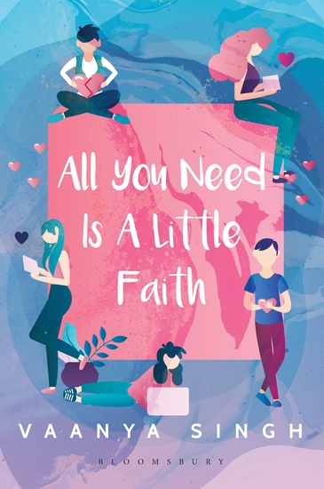 All You Need is A Little Faith - cover