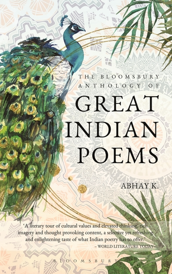 The Bloomsbury Anthology of Great Indian Poems - cover