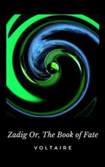 Zadig Or The Book of Fate - cover