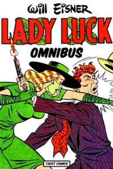 Lady Luck Omnibus - cover
