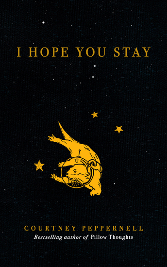 I Hope You Stay - cover