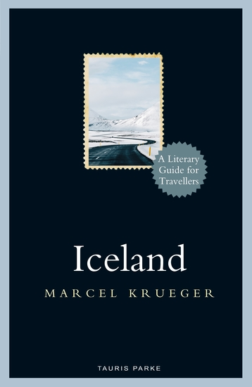 Iceland - A Literary Guide for Travellers - cover