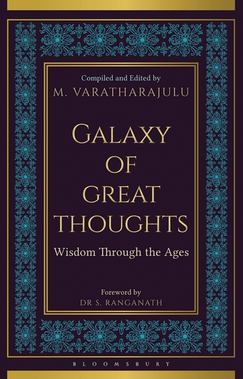 Galaxy of Great Thoughts - Wisdom Through the Ages - cover