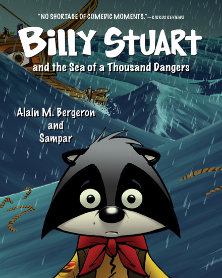 Billy Stuart and the Sea of a Thousand Dangers - cover