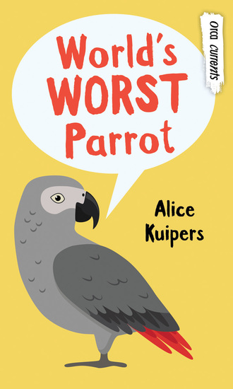 World's Worst Parrot - cover