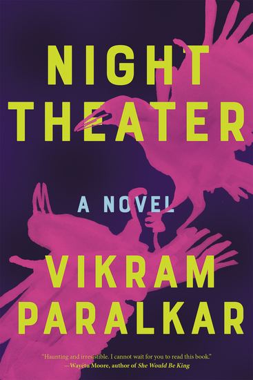 Night Theater - A Novel - cover