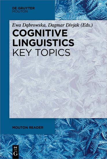 Cognitive Linguistics - Key Topics - cover
