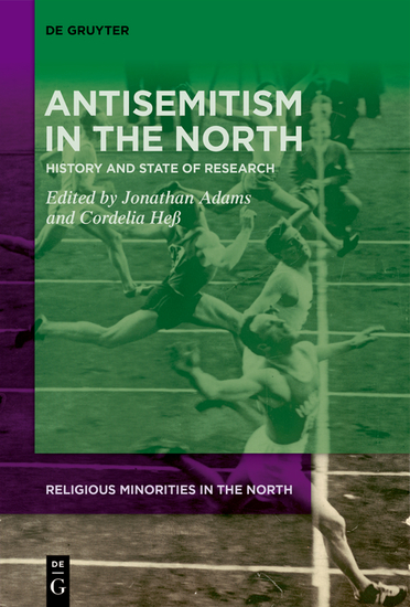 Antisemitism in the North - History and State of Research - cover
