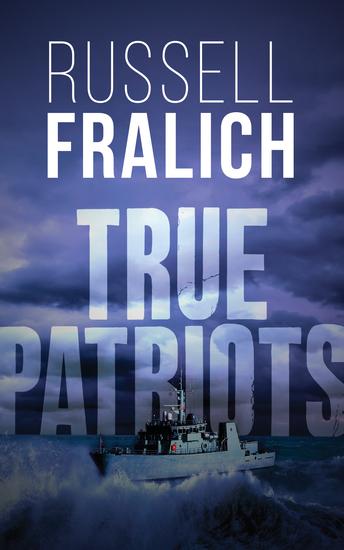 True Patriots - cover