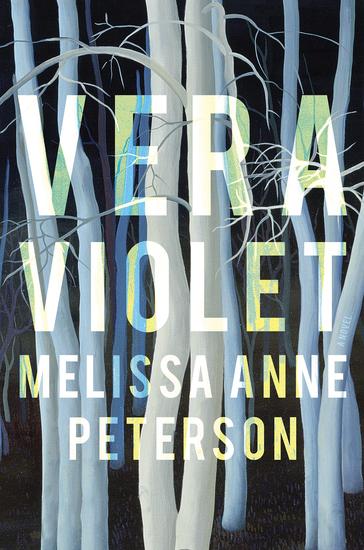 Vera Violet - A Novel - cover