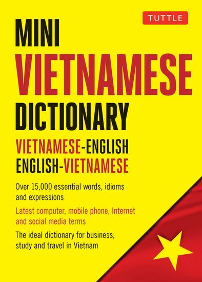 Mini Vietnamese Dictionary - Vietnamese-English English-Vietnamese Dictionary - cover