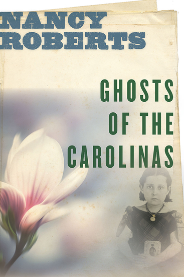 Ghosts of the Carolinas - cover
