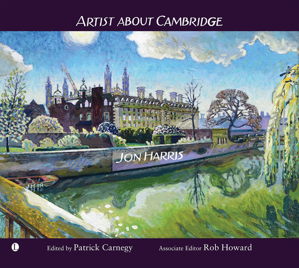Artist about Cambridge - cover