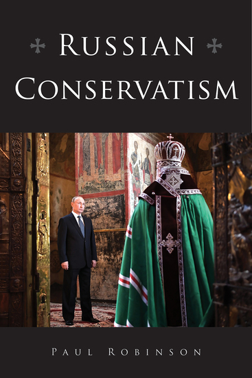 Russian Conservatism - cover