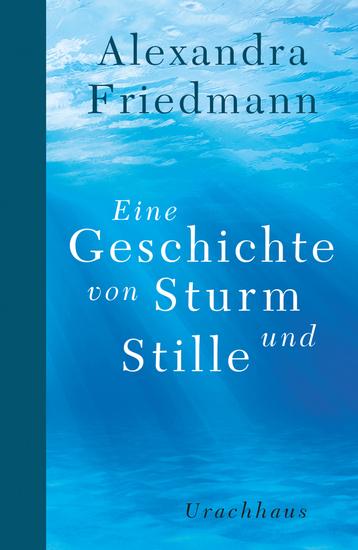 Eine Geschichte von Sturm und Stille - cover