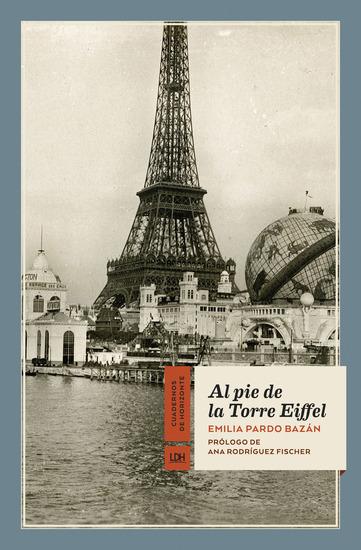Al pie de la Torre Eiffel - cover
