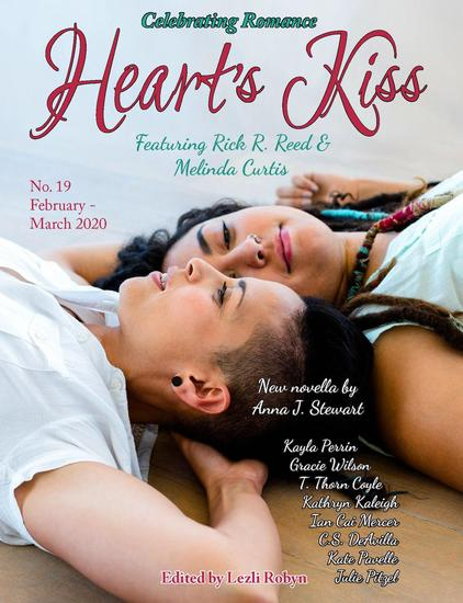 Heart's Kiss: Issue 19 February-March 2020 - Heart's Kiss #19 - cover