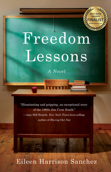 Freedom Lessons - A Novel - cover