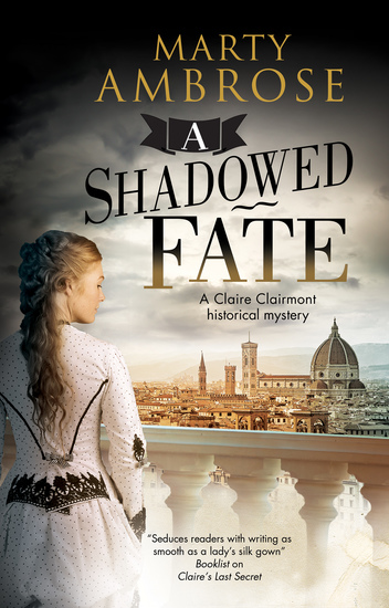 A Shadowed Fate - cover