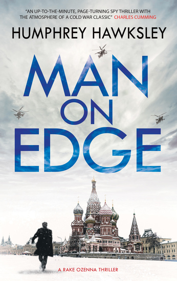 Man on Edge - cover