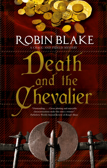 Death and the Chevalier - cover