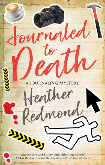Journaled to Death - cover