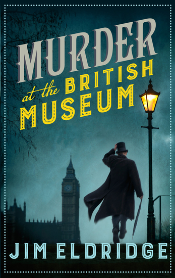 Murder at the British Museum - London's famous museum holds a deadly secret… - cover