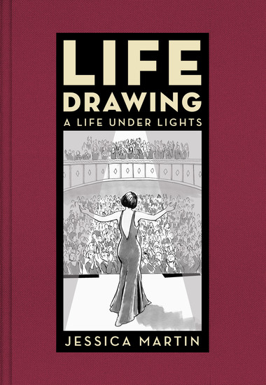 Life Drawing - A Life Under Lights - cover