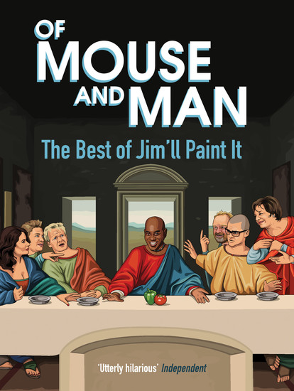 Of Mouse and Man - The Best of Jim'll Paint It - cover