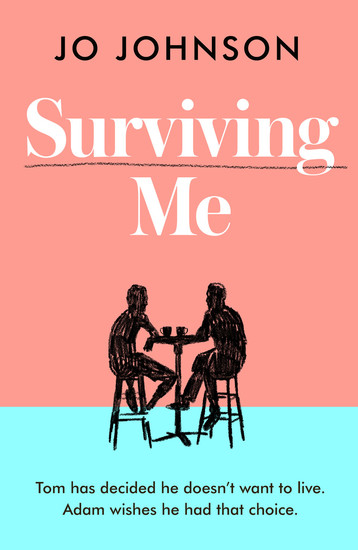 Surviving Me - cover