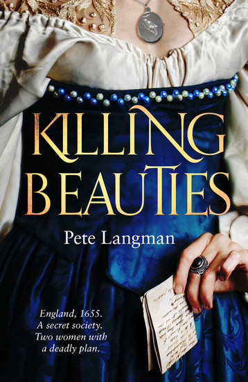 Killing Beauties - cover