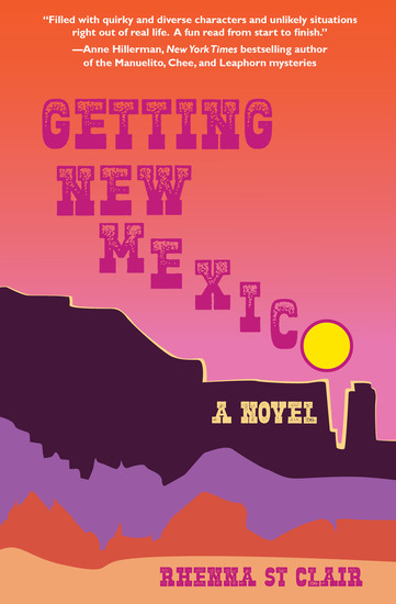 Getting New Mexico - cover