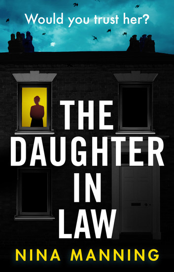 The Daughter In Law - A gripping new psychological thriller - cover