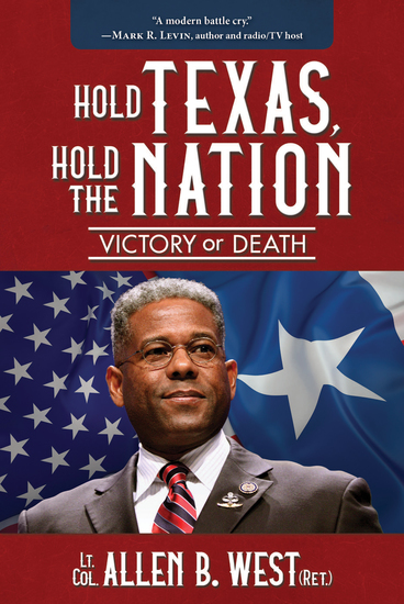 Hold Texas Hold the Nation - Victory or Death - cover