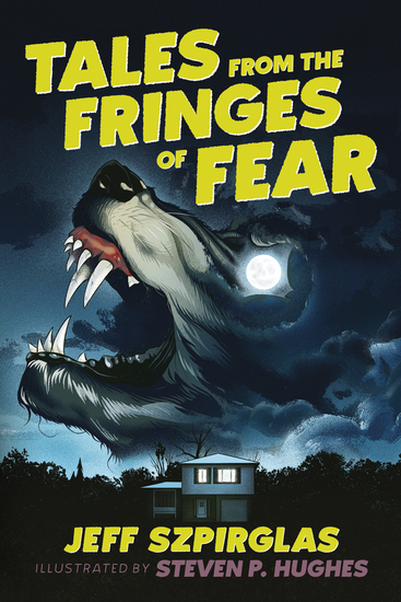 Tales from the Fringes of Fear - cover